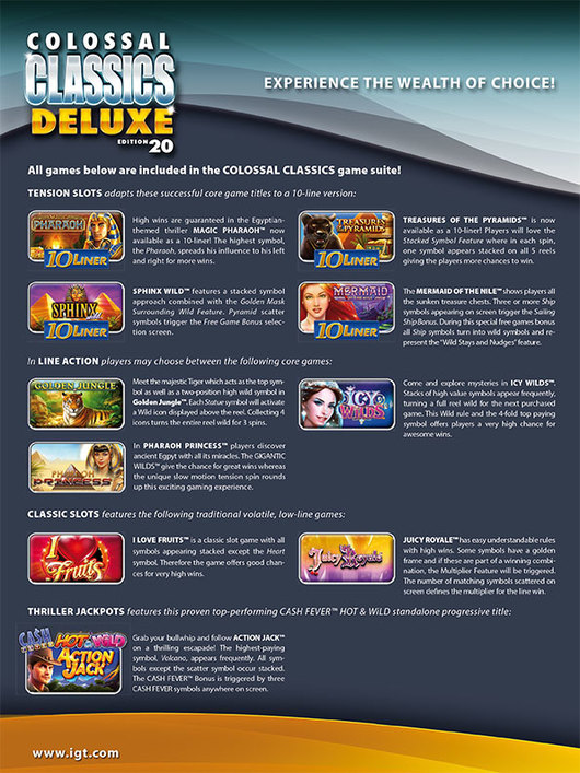 PS_COLOSSAL CLASSICS DELUXE_Suite_IGT.indd